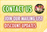 Join our mailing list for discount updates.