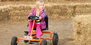 Waldoch Farm Youth Pedal Carts
